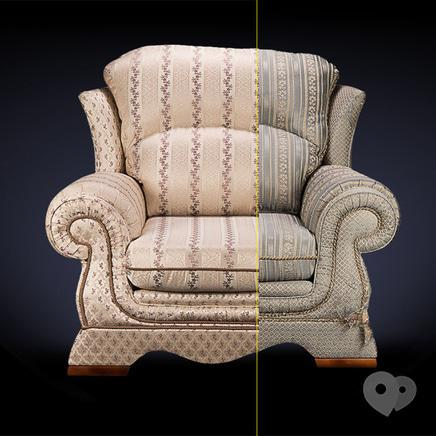 Фото 1 - Перетяжка мягкой мебели - Перетяжка кресел