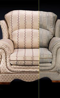 Перетяжка мягкой мебели - Перетяжка кресел