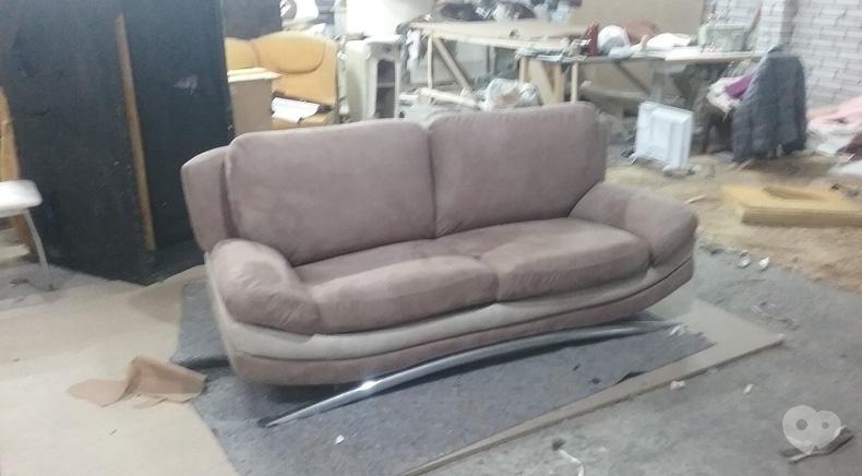 Фото 6 - Перетяжка мягкой мебели - Перетяжка диванов