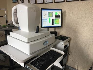Приватний офтальмолог Медведчук С.П., Ретинолог, лазерний хірург - Оптична когерентна томографія (OКТ, OCT)