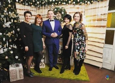 Руслан Малиновский, Профессиональный ведущий и конферансье - Проведение новогодних корпоративов