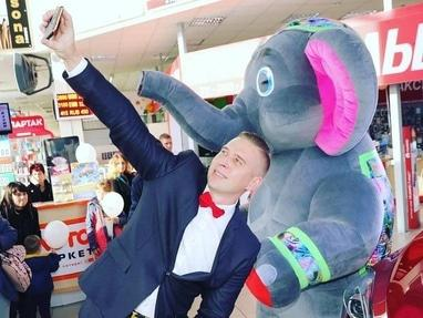 Руслан Малиновский, Профессиональный ведущий и конферансье - Организация детских праздников
