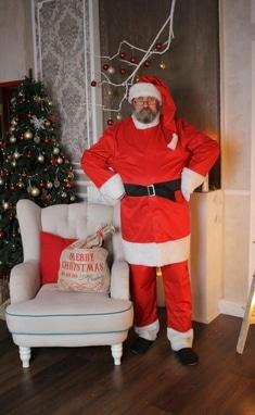 5-й сезон, Ателье-магазин-склад - Новогодняя программа на английском – Santa Claus
