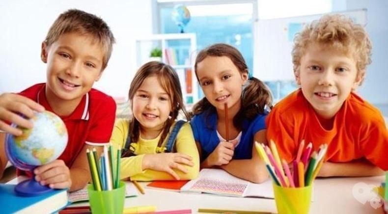 Лінгвакон, навчальні курси англійської мови - 'Англійська мова для молодших школярів'