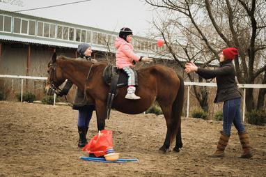 Сван, конно-спортивный клуб - Развивающая верховая езда