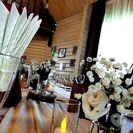 """Фото 5 - Елки-Палки, Ресторанно-отельный комплекс, мясной ресторан - """"Банкетные залы для проведения свадеб"""""""