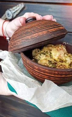 Victoria Garden, ресторан - Виготовлення вареників на замовлення