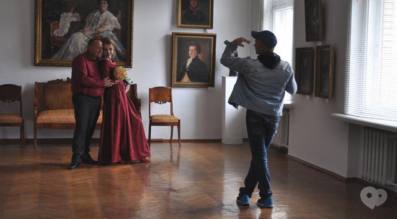 Художественный музей - Фотосессия