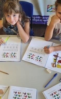 Ingenium school, школа ментальной арифметики и быстрого чтения - Интенсив с быстрого чтения