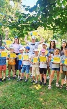 Ingenium school, школа ментальной арифметики и быстрого чтения - Лагерь 'Ingenium Reader Camp'