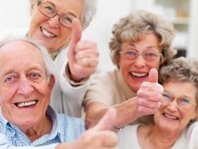Пенсионерам по понедельникам скидка на парикмахерские услуги