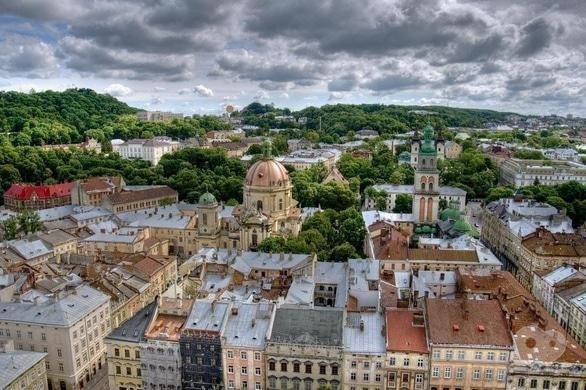 Акция - Романтические выходные во Львове
