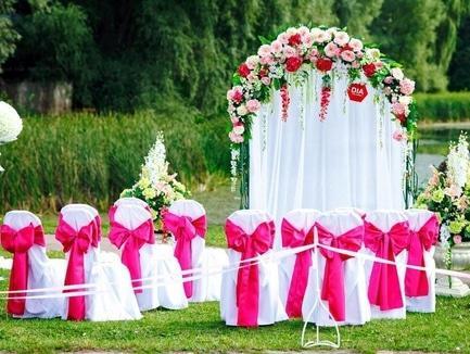 Выездная церемония бракосочетания в подарок