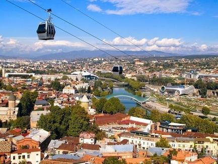 """Тур """"Грузия на майские праздники"""" от """"Манго плюс"""""""