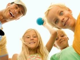 """Акция """"2+2=2 Отдыхает вся семья! За отель платят только родители!"""" от """"Tui"""""""