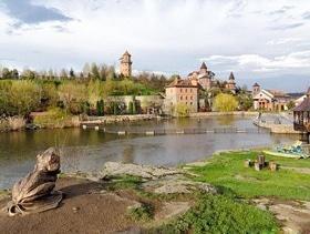 """Тур выходного дня: Парк Александрия + Букский парк от """"НАМИ"""""""
