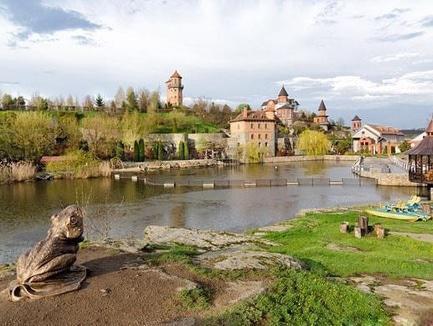 """Тур вихідного дня: Парк Олександрія + Букський парк від """"НАМІ"""""""