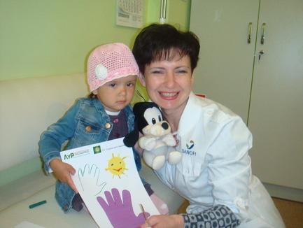 """Скидка на услуги дерматолога для детей в медицинском диагностическом центре """"Лур"""""""