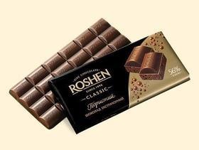 """Скидки на шоколадные плитки ТМ """"Roshen"""" в магазине """"Киевский"""""""