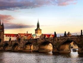 "Тур ""Weekend в Праге"" от ""Мандрівник"""