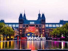 """Тур """"В Амстердаме и Париже... привлекали... зажигали..."""" от """"Мандрівник"""""""