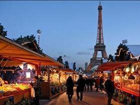 "Новогодний тур ""Парижа шик и блеска час!"" от ""Мандрівник"""