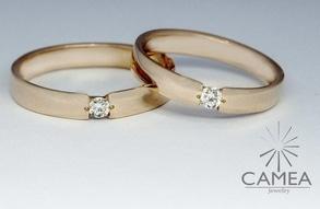 """Скидки на кольца с бриллиантами от """"Камея"""""""