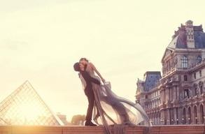 """Тур """"Любовь и голуби… Дрезден, Париж, Франкфурт и Прага"""" от """"Viva-Tour"""""""
