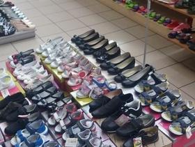 """Распродажа летней коллекции обуви в магазине """"Детство"""""""