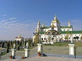 """Тур """"Почаевская лавра"""" от """"Мандрівник"""""""