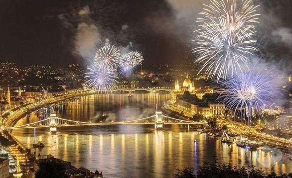 "Акция - Тур ""Новогодний уик-енд: Венгрия + Австрия"" от ""Манго плюс"""