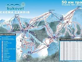 """Тур в Буковель на 9 днів (7 днів катання) від """"Мандрівник"""""""