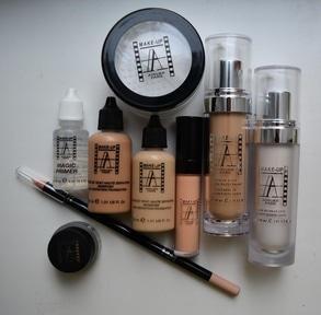 Скидка на продукцию Make-up Atelier Paris для профессиональных визажистов
