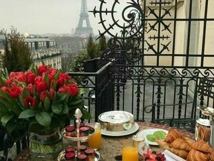 "Тур ""Завтрак в Париже"" от ""Vector Tour"""