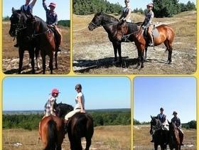 Експрес курс- Диво день з кіньми, тільки навесні