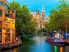 """Автобусный тур """"Пикничок в Амстердаме"""" от """"Viva-Tour"""""""