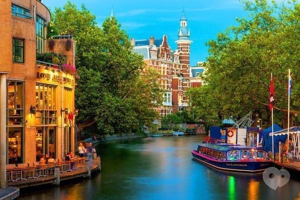 """Акция - Автобусный тур """"Пикничок в Амстердаме"""" от """"Viva-Tour"""""""