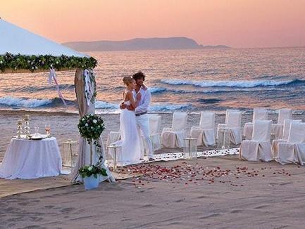 """Свадебная церемония в Греции от """"All Inclusive"""""""
