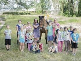 """Скидка Ко Дню защиты детей на отдых в летнем лагере от """"Smart kids"""""""