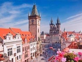 """Тур в Чехию """"Прага на День Независимости!"""" от Viva-Tour"""