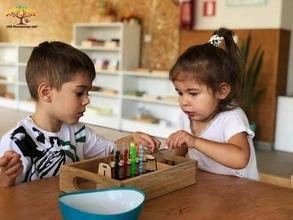 Розыгрыш абонемента на обучение для детей от Мой Монтессори мир