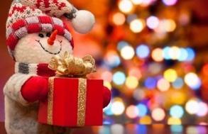 """Новогодние подарки по акционной цене в """"Гранд Маркет"""""""