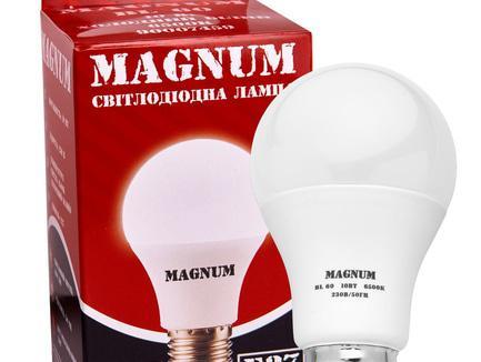 Акция на лампочку DELUX MAGNUM BL 60 10W E27 6500K
