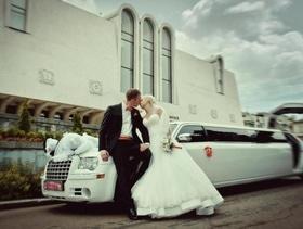 """Специальное предложение на лимузины к свадьбе от """"Эдем"""""""