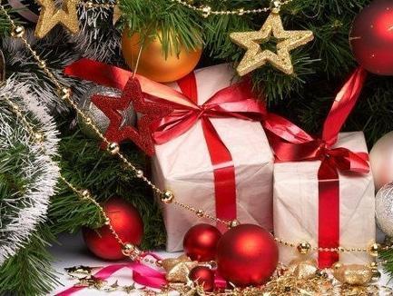 Три чарівних новорічних подарунки під ялинку!