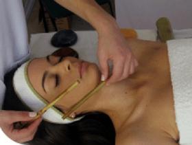 Скидка 10% на креольский массаж лица и шеи бамбуковыми палочками!
