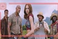 Фильм 'Джуманджи: Зов джунглей' - трейлер
